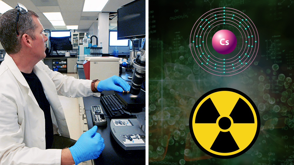 Health Ranger awarded U.S. patent for breakthrough anti-radiation formula that eliminates Cesium-137 from your body